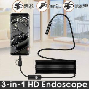 Эндоскоп гибкий USB