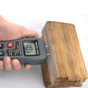 Детектор влажности древесины, Измеритель влажности древесины, гигрометр с ЖК дисплеем